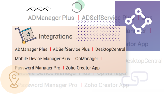 Integration with ADManager Plus