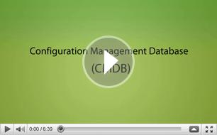 Logiciel CMDB de supervision de l'infrastructure informatqiue
