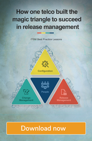 Sample itil software release management and deployment management process documentation