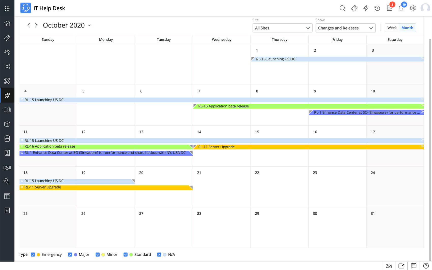 Release management tools