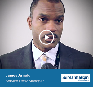 James Arnold, Service Desk Manager