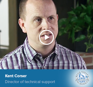 Kent Corser - Blue Valley School, help desk software review