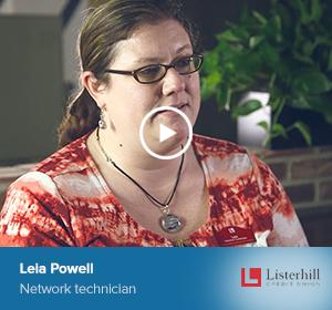 Leia Powell - Listerhill Credit Union
