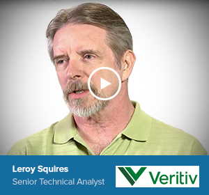 Leroy Squires, Senior Technical Analyst