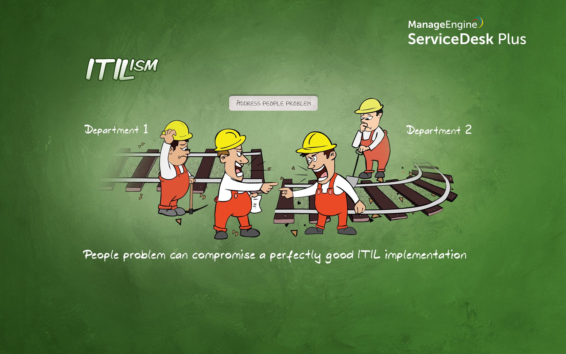 Itilism Download Free Itil Wallpaper Manageengine