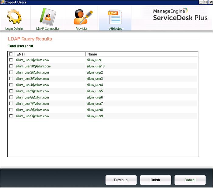 Active Directory Help Desk