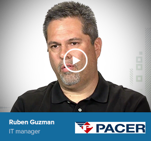 Ruben Guzman, IT Manager