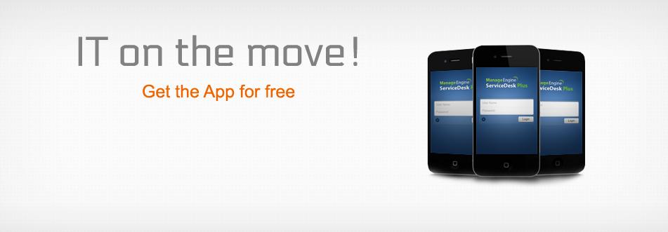 Voice Recognition iPhone App Mobile Help Desk Application