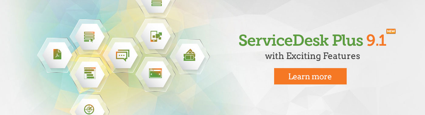 ServiceDesk Plus Standard Free Edition