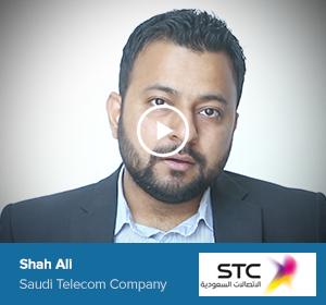 Shah Ali, Saudi Telecom Company