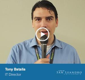 Tony Batalla, IT Director