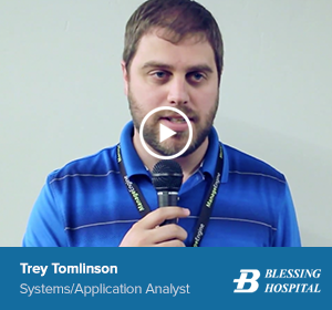 Trey Tomlinson, Systems/Application Analyst