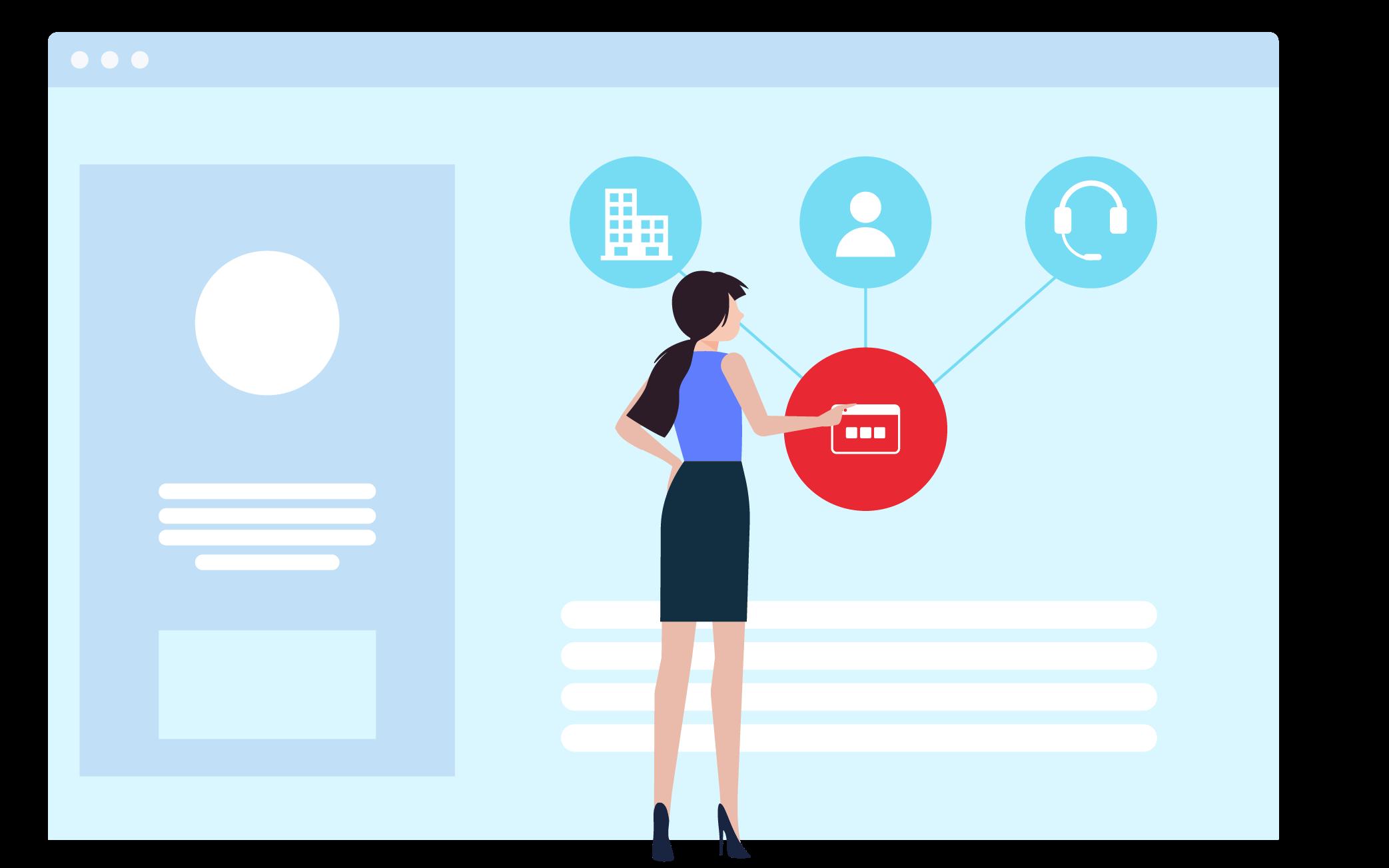 Plataforma de gestión de servicios unificada