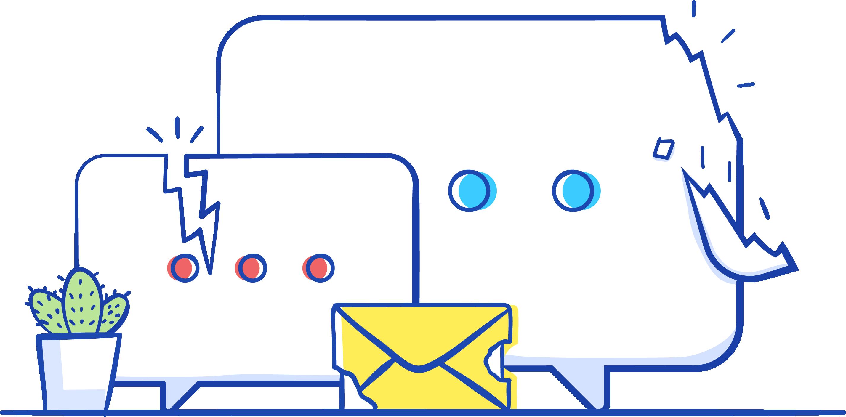 Service desk communication