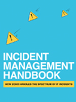 ITIL incident management handbook