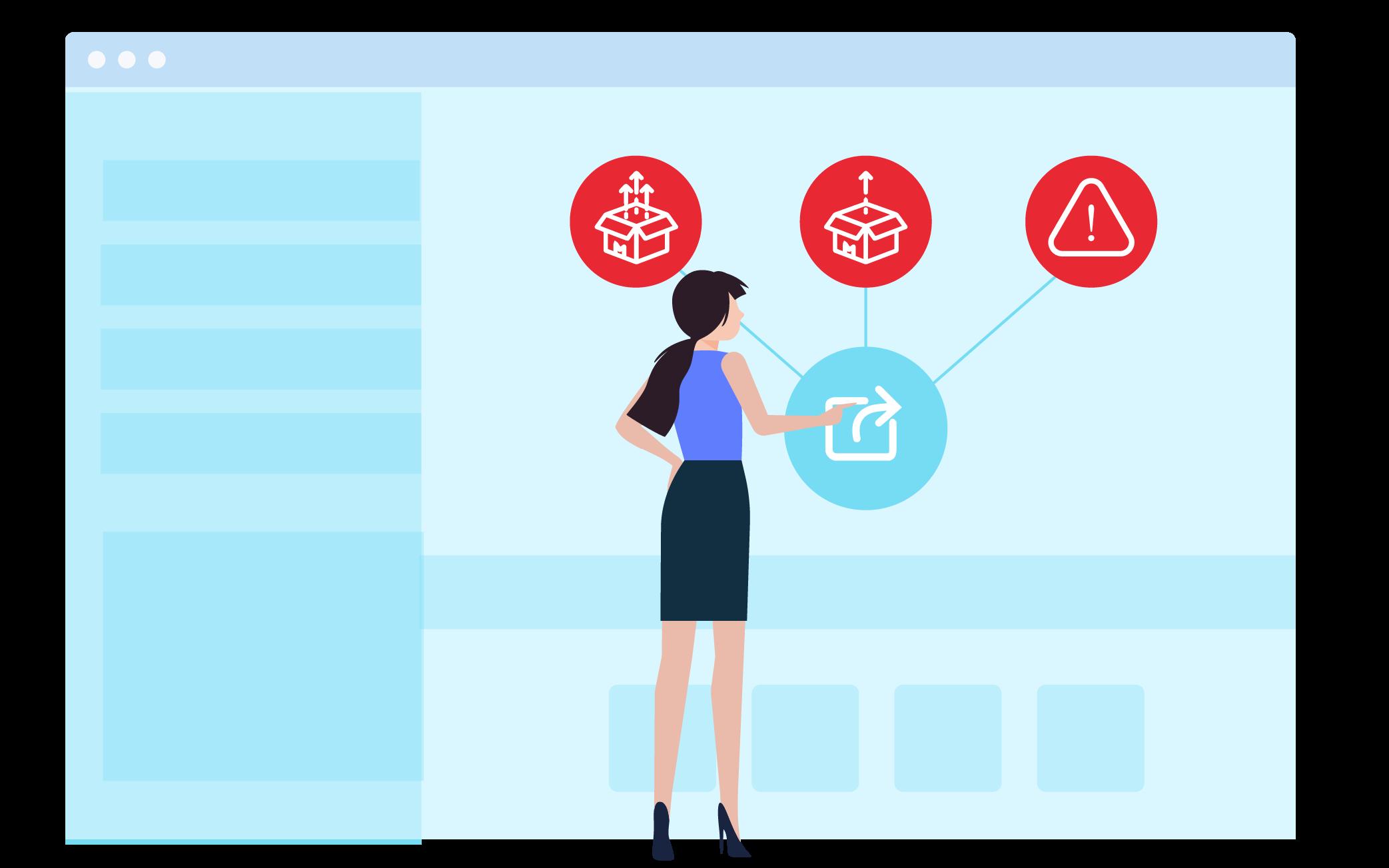 Flujos de trabajo de gestión de versiones personalizados