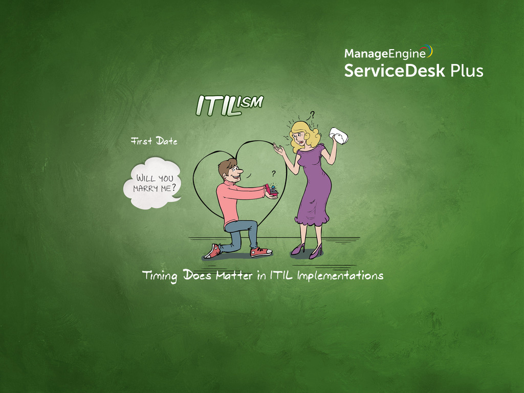 Successful ITIL implementation