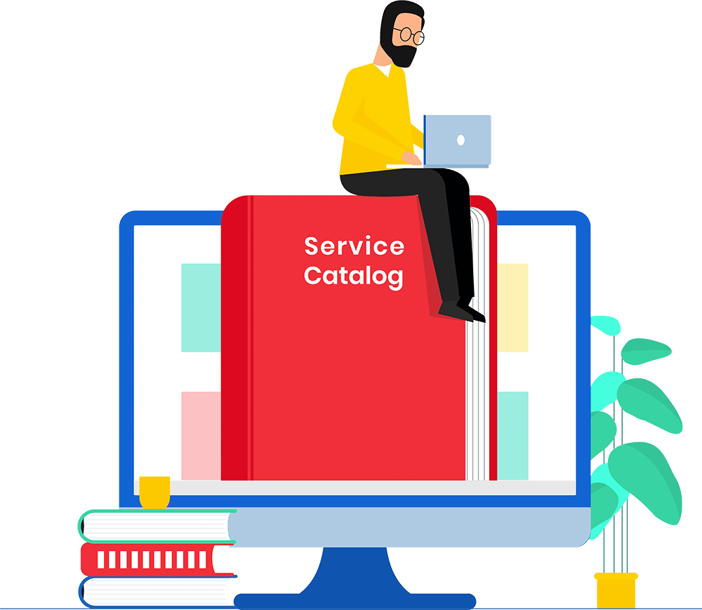 ITIL service catalog guide