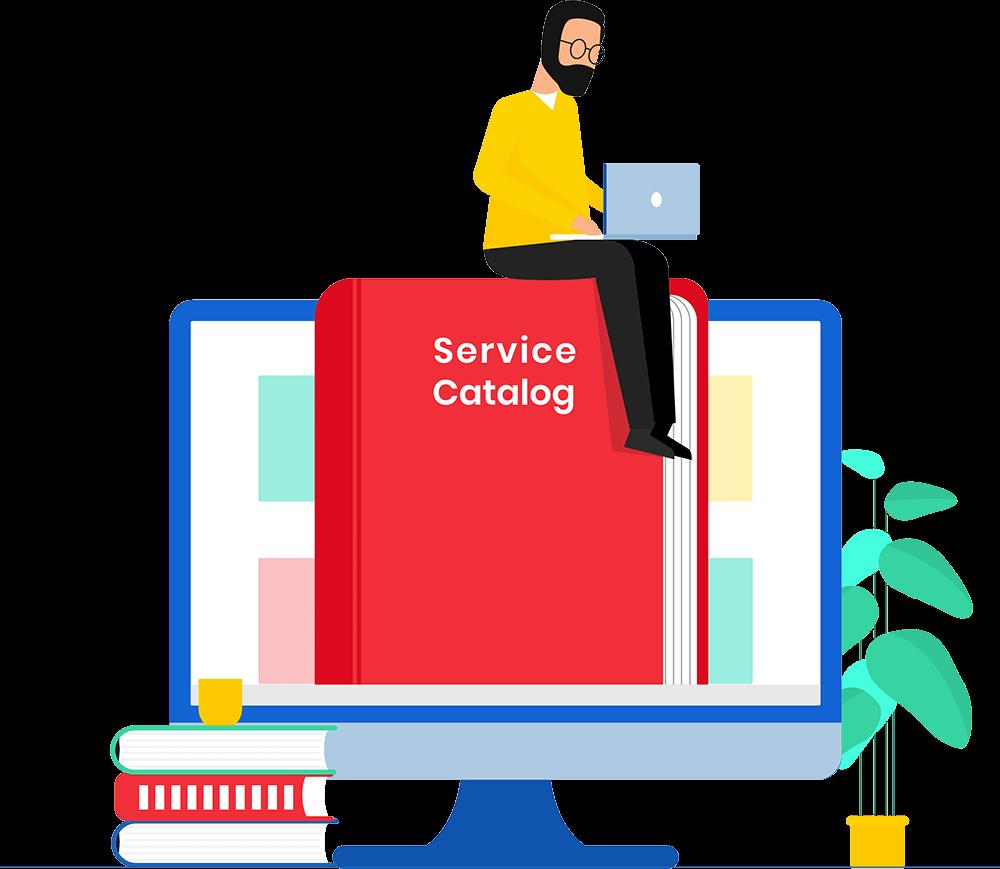 Guía del catálogo de servicios de ITIL