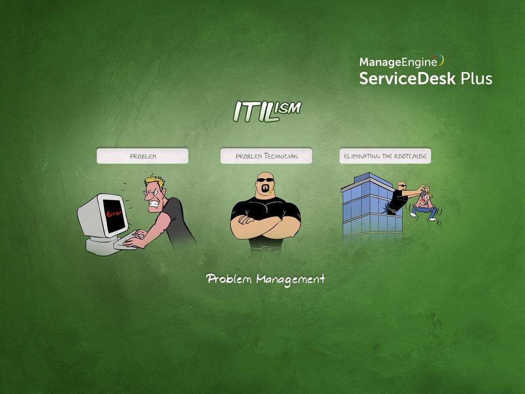 Problem management in ITIL