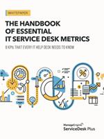 ITIL incident management handbook