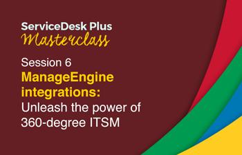 360 IT help desk integrations