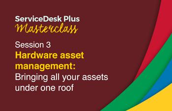 Hardware asset management