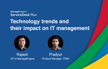 IT management trends and impact