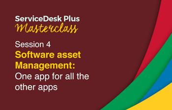 IT software asset management