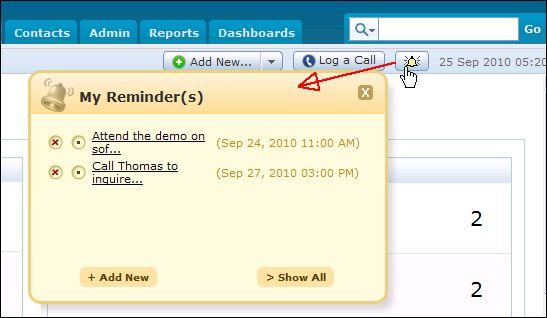 reminders-link