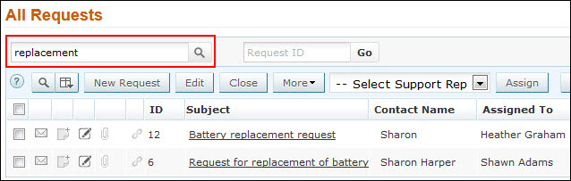 search-requests