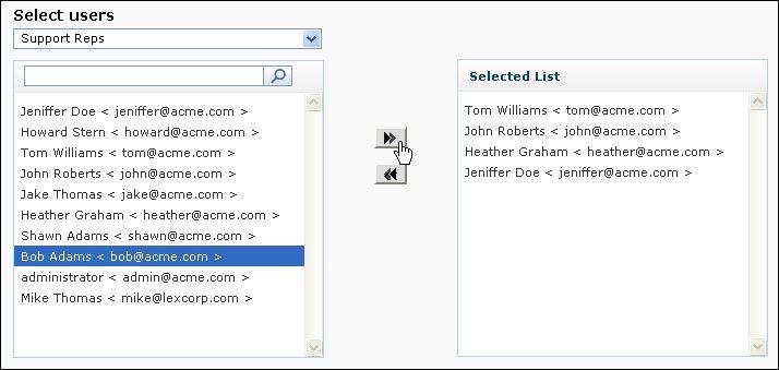 select-users