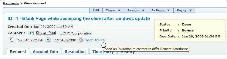 send-invite