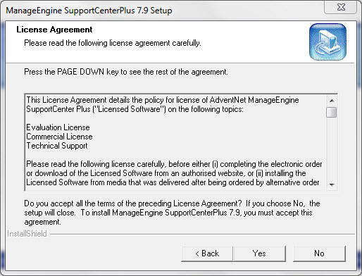 SupportCenter Plus - Installation and Getting Started