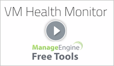 VM Health Monitor Demo