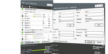 VM Health Monitor Free Tool