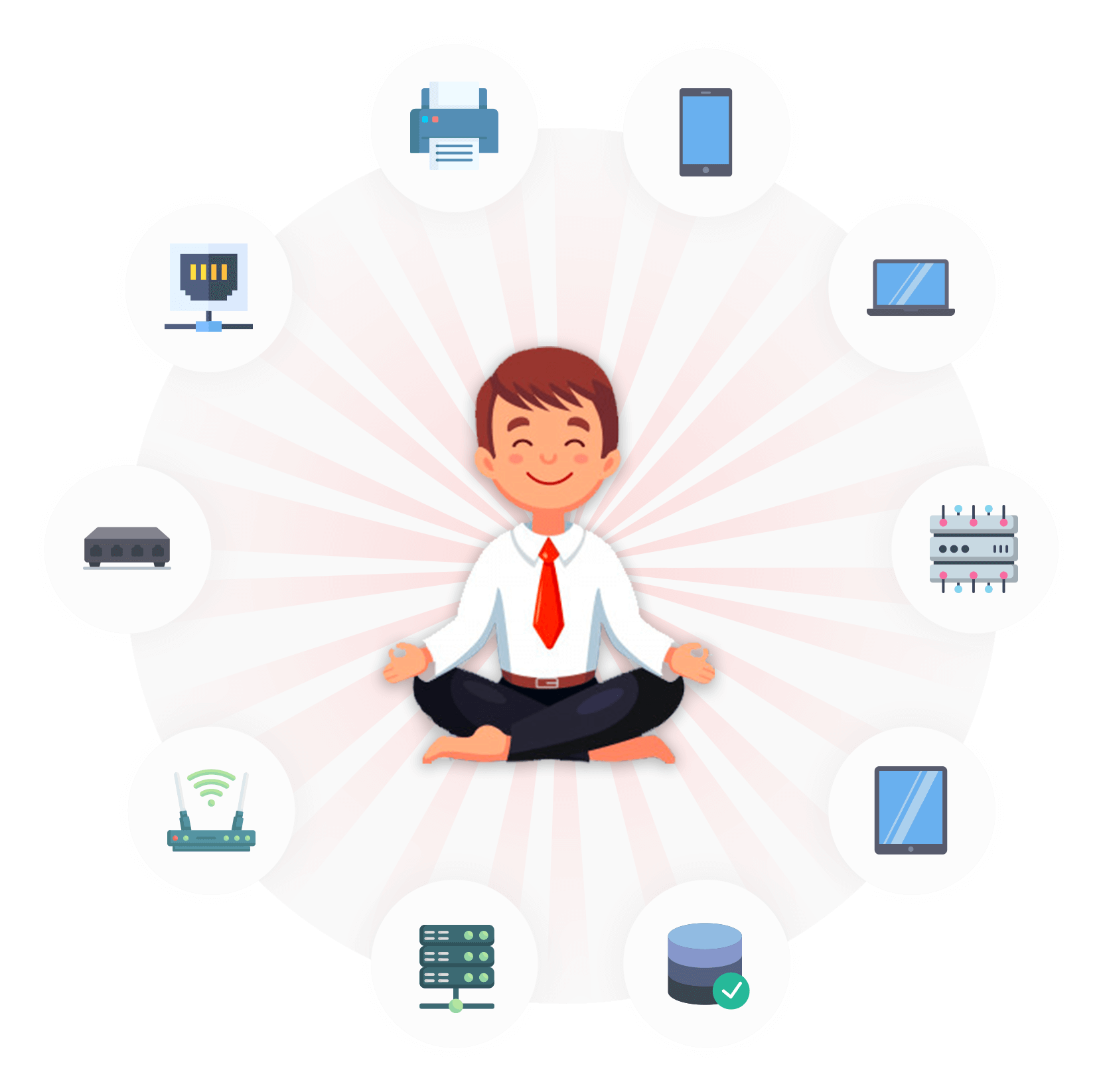 Remote Monitoring and Management Software - ManageEngine RMM Central