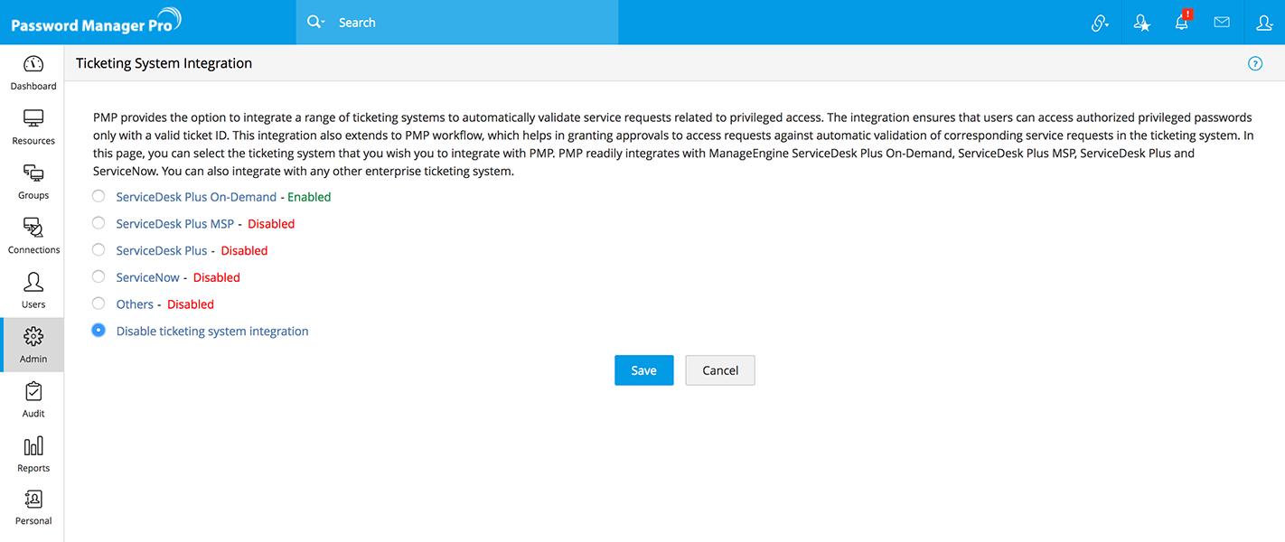 Устраните недочеты в системе безопасности с помощью обмена привилегированными паролями на уровне предприятия.