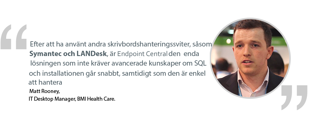 Desktop Central Customer Testimonial