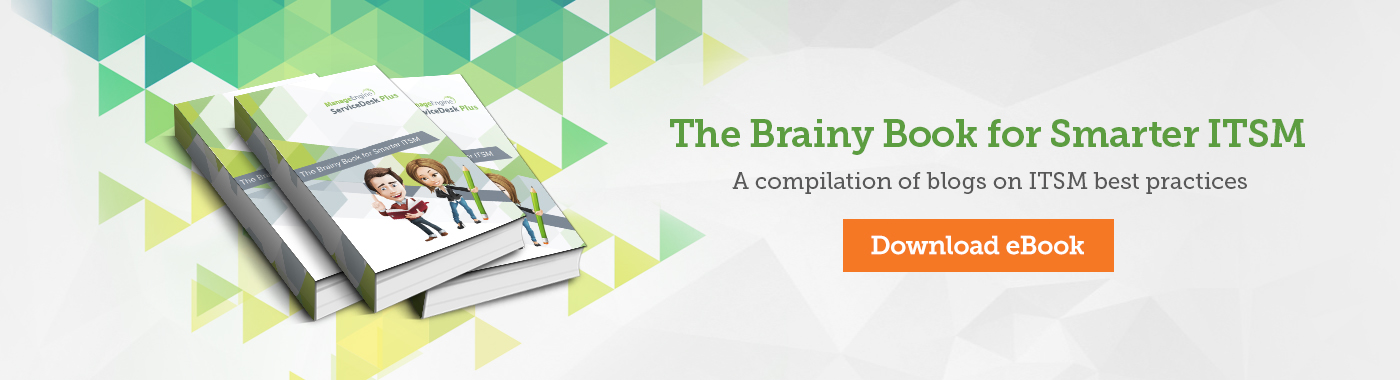 The Brainy Book for Smarter ITSM