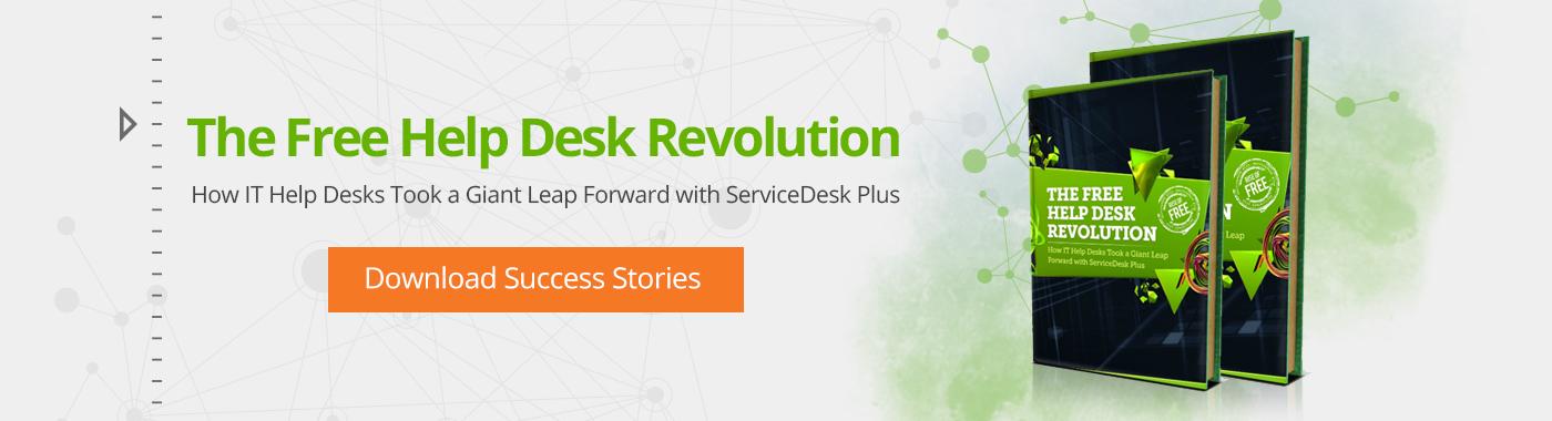 The Free Help Desk Revolution