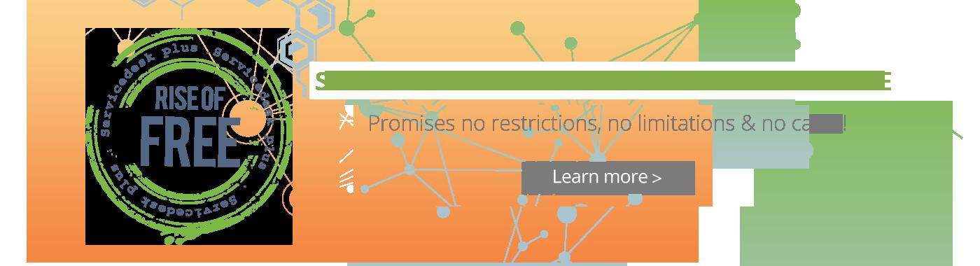 ServiceDesk Plus Standard Free Edition