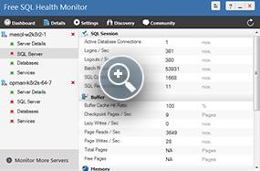 Free SQL Monitor Tool – ManageEngine Free Tools