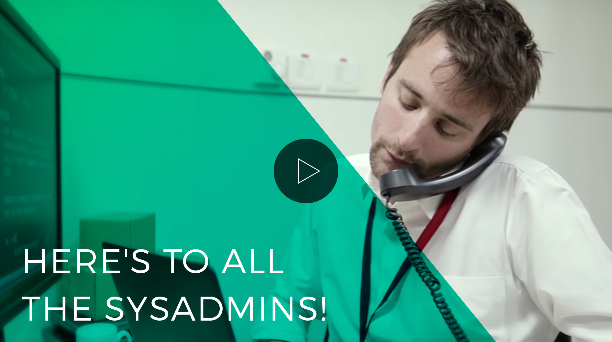Know your SysAdmin