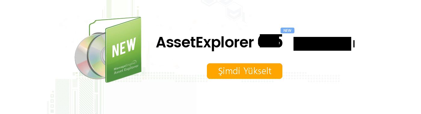 ManageEngine AssetExplorer 6.1