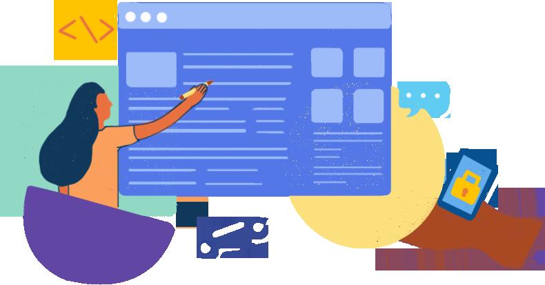 ServiceDesk Plus'ın kabiliyetlerini, işletmenize mükemmel uyum sağlayacak şekilde özelleştirin.