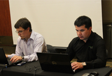 LATAM Partners taking our certification exam held on October 2013
