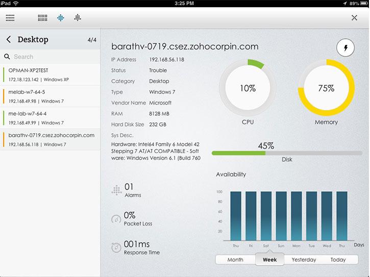 支援 iPad App