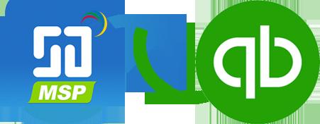 ServiceDesk Plus MSP 9.3 與 QuickBooks Online 整合