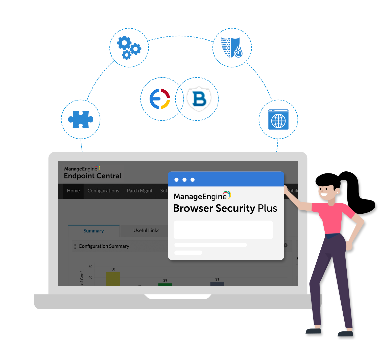 Browser Security now a part of Desktop Central!